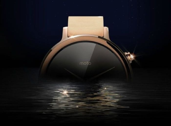 Moto 360: Two Sizes For the New Model?