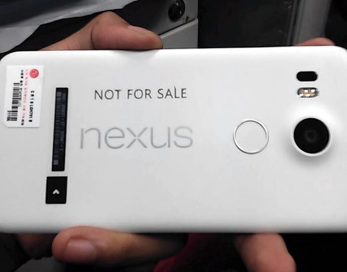 More LG Nexus 5 Specifications Revealed