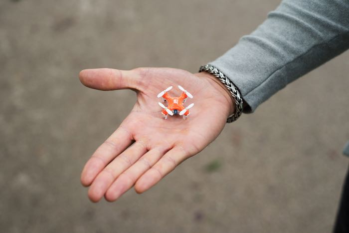 The SKEYE Pico Drone Is Smallest Weve Ever Made And Also In World It So Small Can Easily Sit On Your Finger