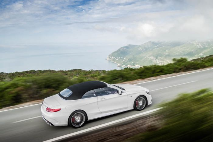 S Class Cabriolet