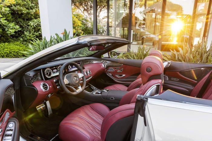 S Class Cabriolet