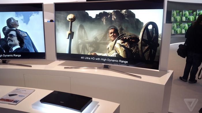 Samsung 4K Ultra HD Blu-Ray Player Announced At IFA