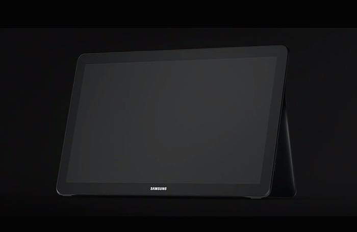 Samsung Windows Tablet