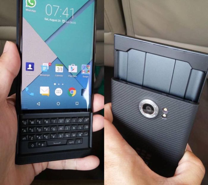 blackberry slider