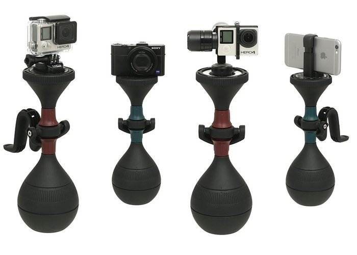 solidLUUV All-In-One Camera Stabiliser