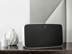 Sonos PLAY:5 Smart Speaker And Trueplay Software Announced (Video)