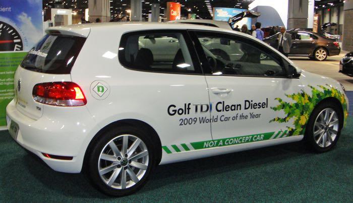 vw diesel