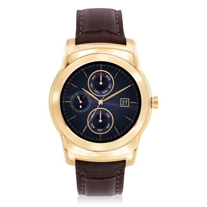 LG Watch Urbane Luxe Smartwatch Announced