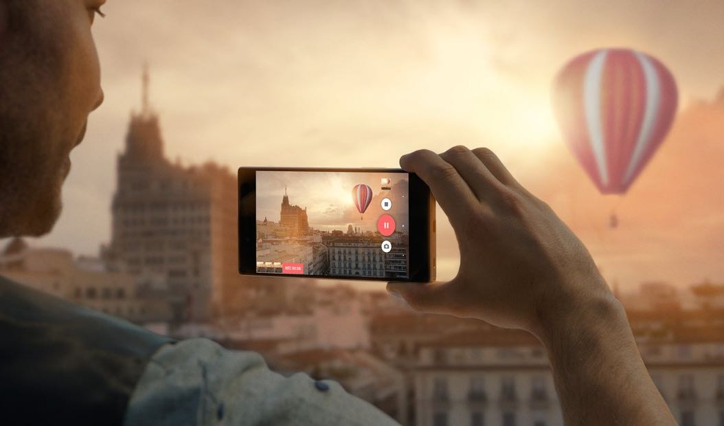 Sony Xperia Z5 Premium Is The World's First 4K Smartphone