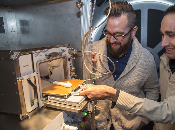 3D Printer For Space
