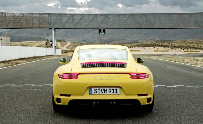 Here Are Some More Videos Of The New Porsche 911 Carrera 4S