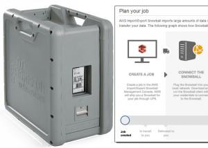 Amazon AWS Snowball Rugged Data Transport Hardware Unveiled