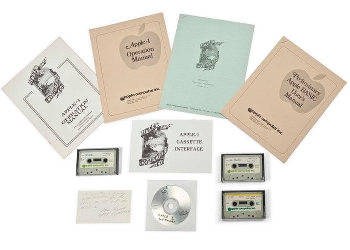 Apple 1 Computer Manual