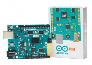 Arduino 101 Development Board Unveiled With Intel Curie Chip