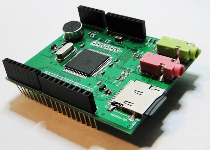 Arduino Sound Shield