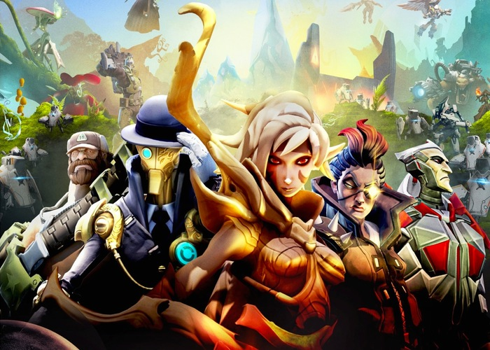 Battleborn-Gameplay