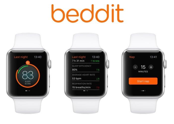 Beddit Sleep Tracker-1