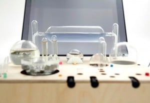Amino Desktop Bioengineering Lab Makes It Easy To Create Your Own Living Cells (video)