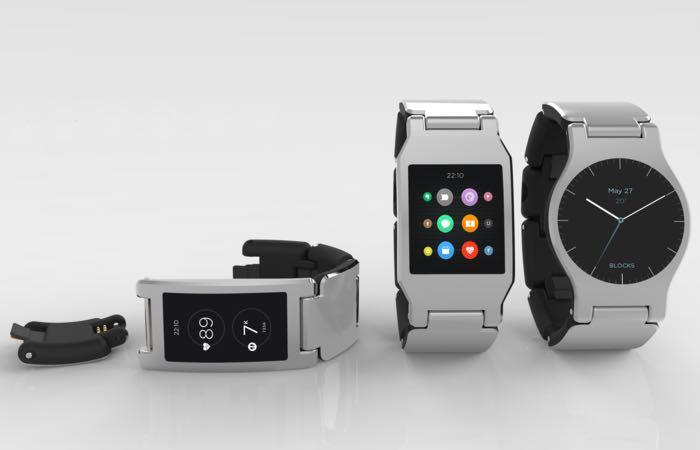 Blocks-Modular-Smartwatch