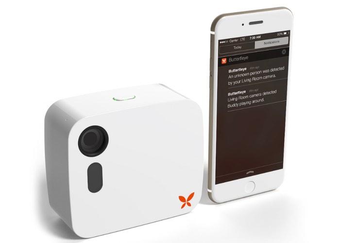 Butterfleye Smart Security Camera