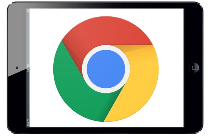 Chrome iPad Browser