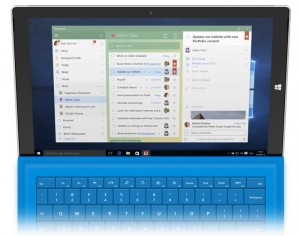 Windows 10 Wunderlist Task Management App Receives Cortana Support