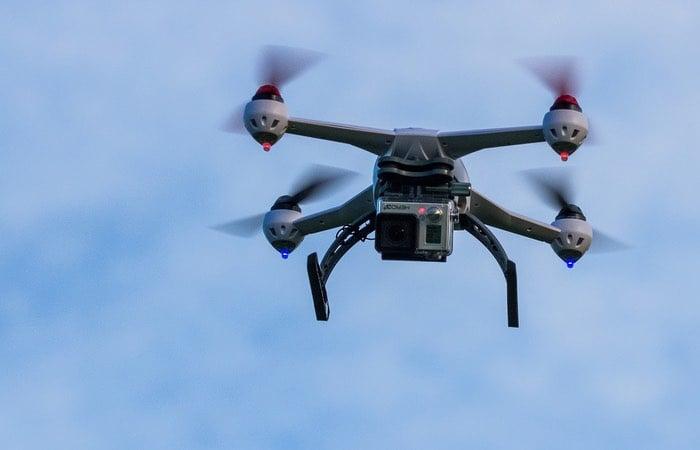 Drone Death Ray