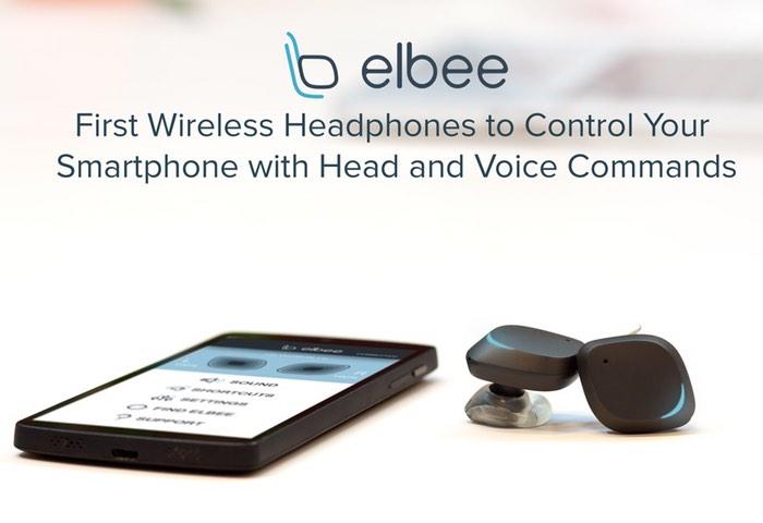 Elbee Wireless In-ear Headphones