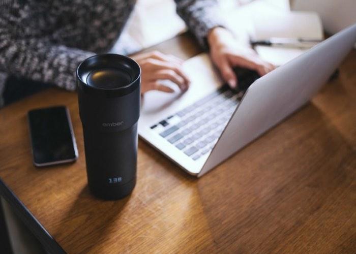 Ember Smartphone Controlled Coffee Mug