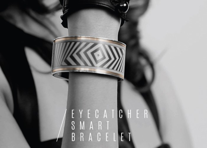 Eyecatcher Smart Bracelet