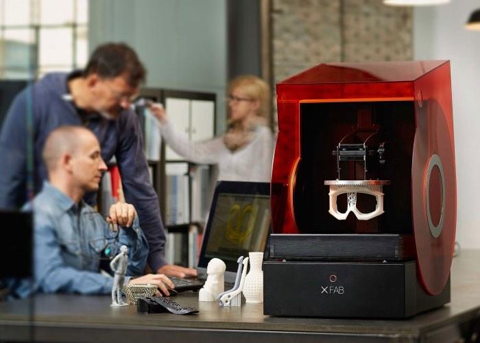 Fab SLA 3D Printer