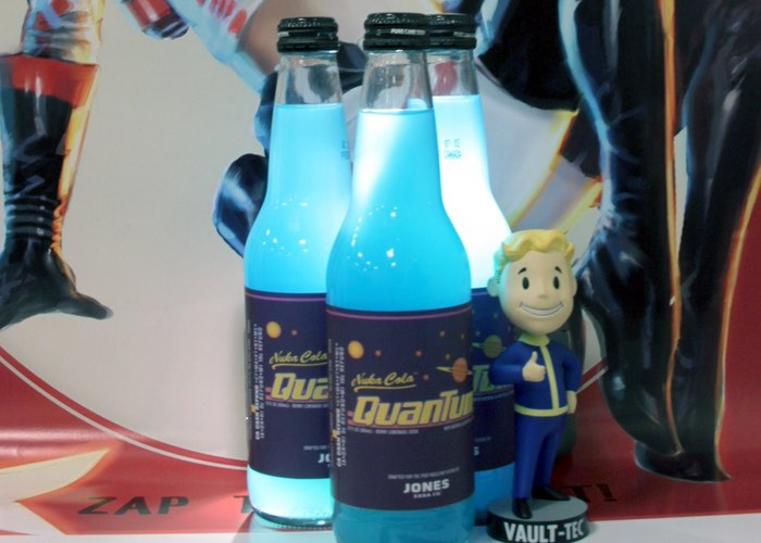 Fallout Officially Licensed Nuka-Cola Quantum