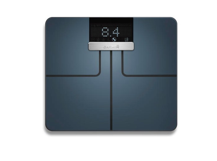 Garmin Fitness Scales