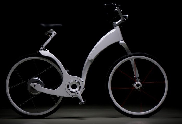 Gi FlyBike Super Quick Folding Electric Bike