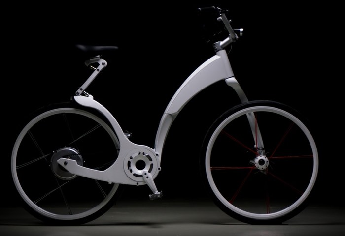 Gi FlyBike Super Quick Folding Electric Bike