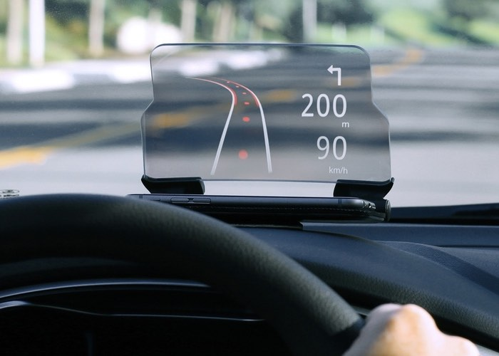 hudway glass provides any car with a heads up display video. Black Bedroom Furniture Sets. Home Design Ideas