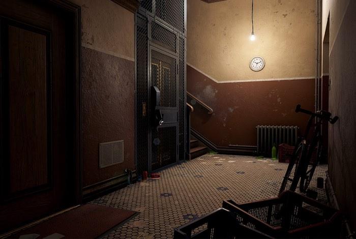 Half-Life 2 City 17 Area Oculus Rift