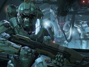 Halo 5 Guardians Xbox One Game Official Launches (video)