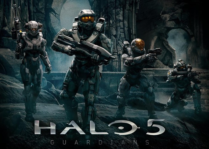 Halo 5 Guardians Gameplay Launch Trailer