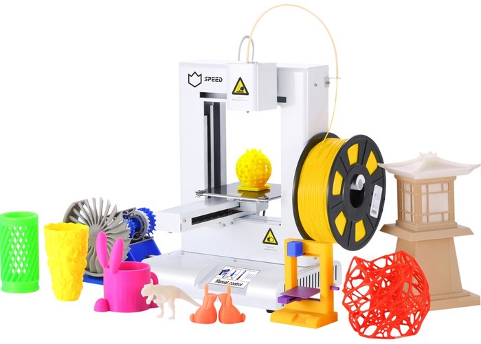 IdeaWerk Speed 3D Printer