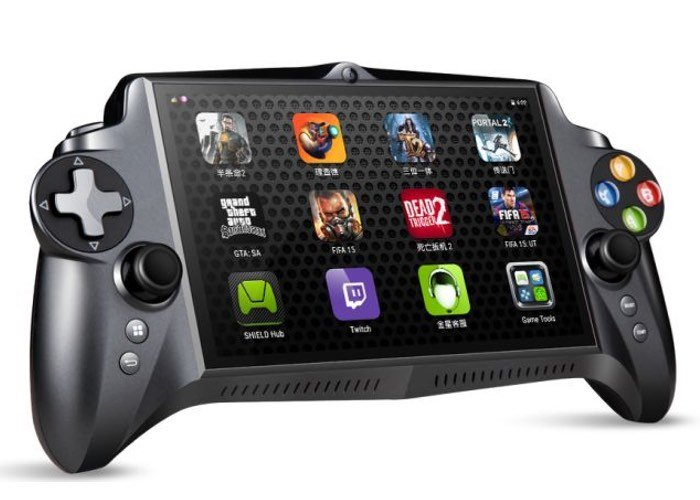 JXD Singularity S192 Gaming Tablet