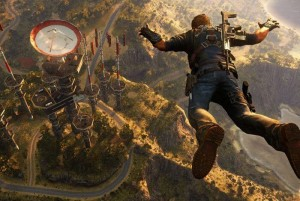 Just Cause 3 400 Square Mile Gaming Area Explored (video)