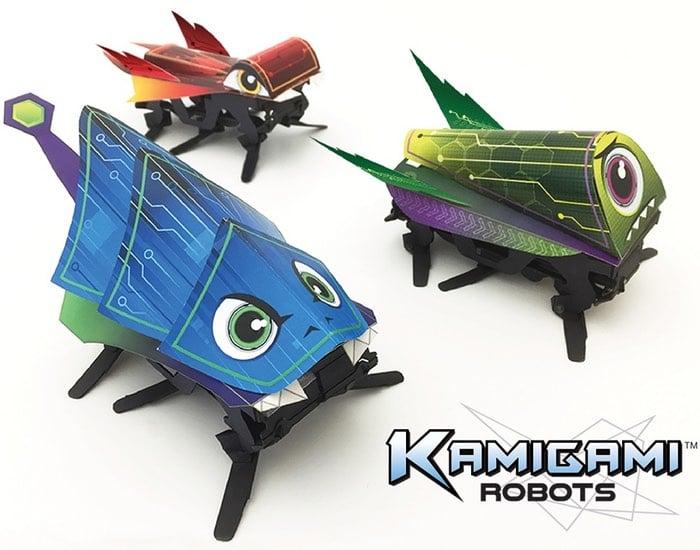 Kamigami Origami Robots