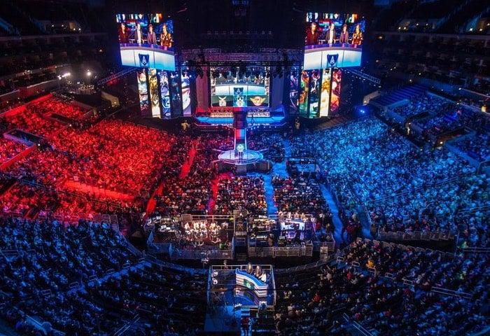 League of Legends World Championships
