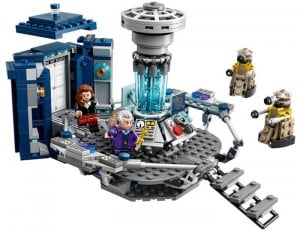 New Doctor Who Lego Set Arrives In Stores December 1st For $60
