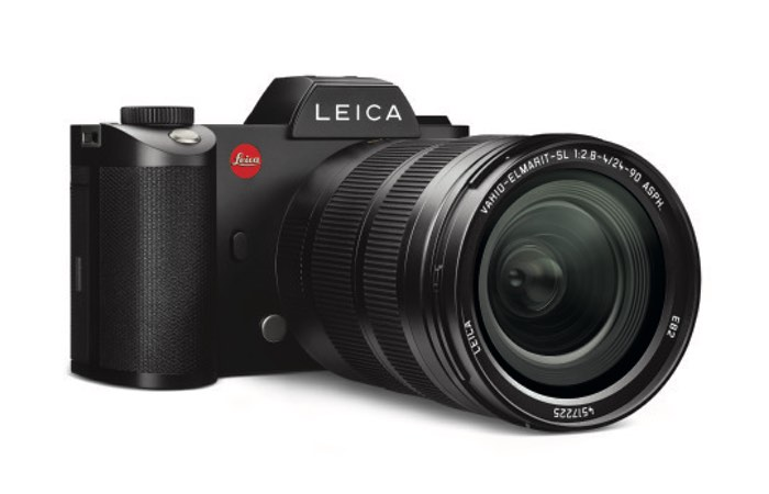 Leica SL (Typ 601) 4K Mirrorless Camera