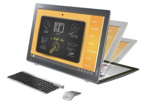 Lenovo Yoga Home 900 Massive 27 Inch Desktop Tablet Launches From $1500