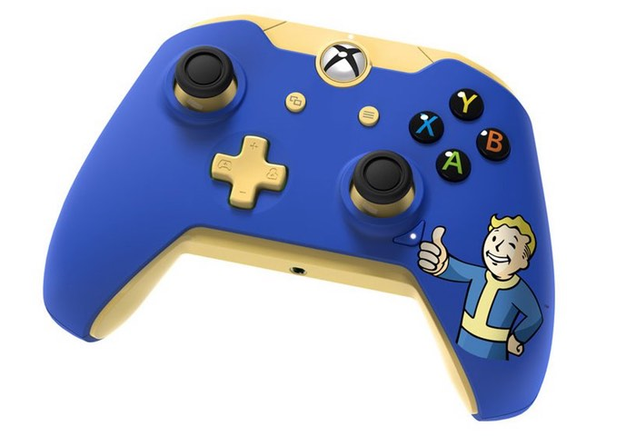Limited Edition Fallout 4 Controller