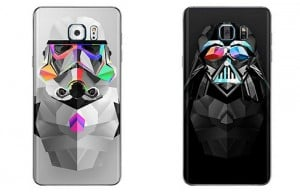 Limited-Edition Star Wars Smartphone Skins