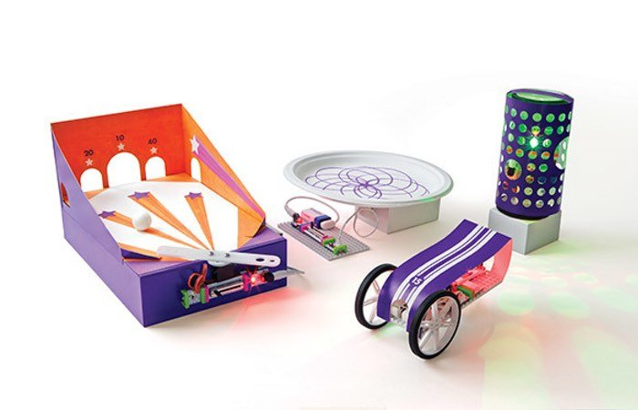 LittleBits Unveil The Ultimate Inventors Box